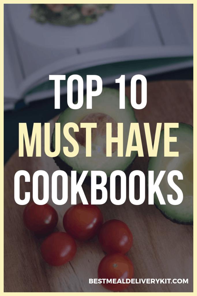 Top 10 Best Cookbooks
